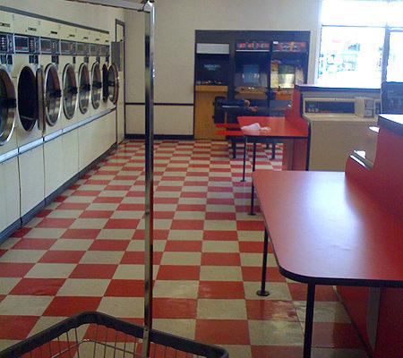 Farewell sweet laundromat