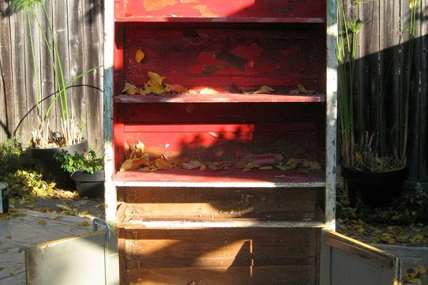 A HUTCH RISES UP (FROM THE BASEMENT)