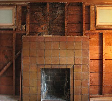 Progress! …and a fireplace update